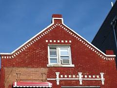 West Town facades