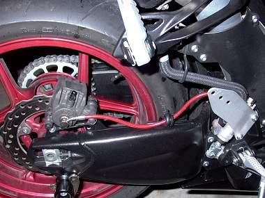 Galfer Brake Lines, Wave Rotors & Brake Pads, Custom Painted