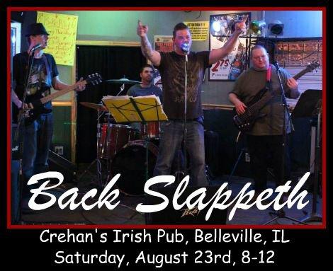 Back Slappeth 8-23-14