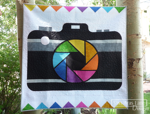 Say Cheese Quilt