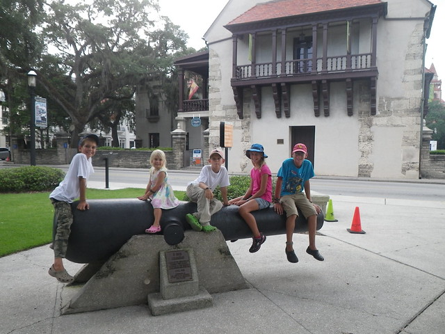Kids on Cannon