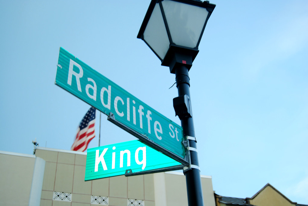 Radcliffe and King