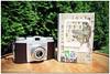 mini book w. Pocket Treasures