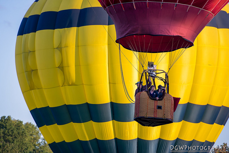 Plainville Volunteer Fire Dept. Balloon Festival