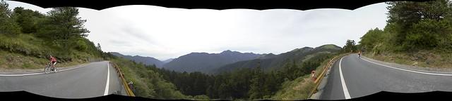 中橫霧社支線風景