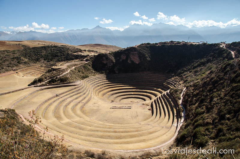 valle sagrado de los incas moray