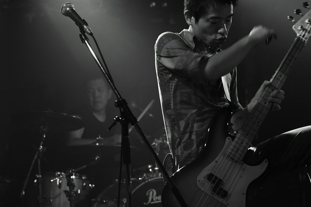THE NICE live at Outbreak, Tokyo, 27 Aug 2014. 191
