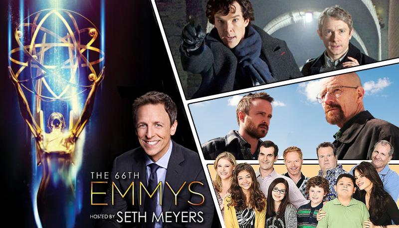 Vencedores Emmy 2014