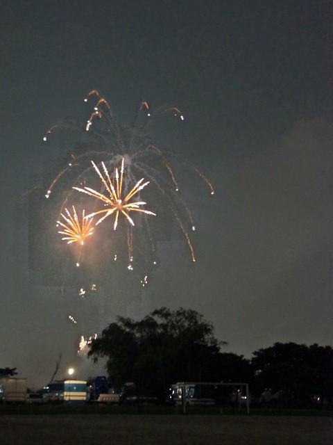 Katsushika Fireworks 2014