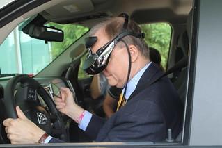 Member Robert Sumwalt at the 2nd Annual Virginia Distracted Driving Summit