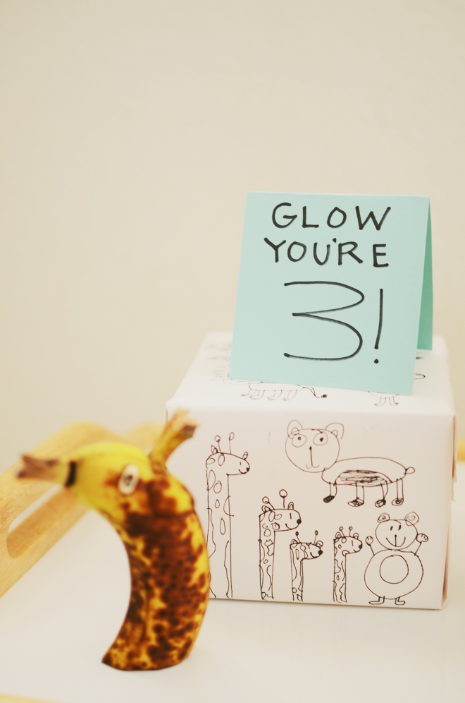Glow's 3rd birthday