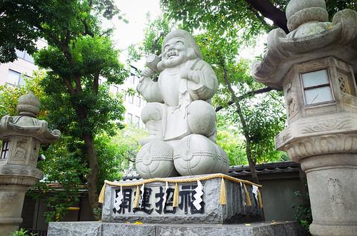 Daikokusama in Kanda Myojin Shrine
