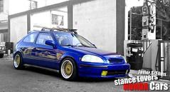 Stance Lovers, Honda Cars