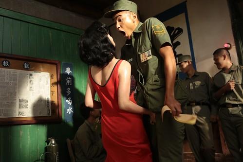 《軍中樂園》 劇照02(照片提供請註明:紅豆製作)