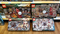 New The Hobbit Sets #79018 #79017