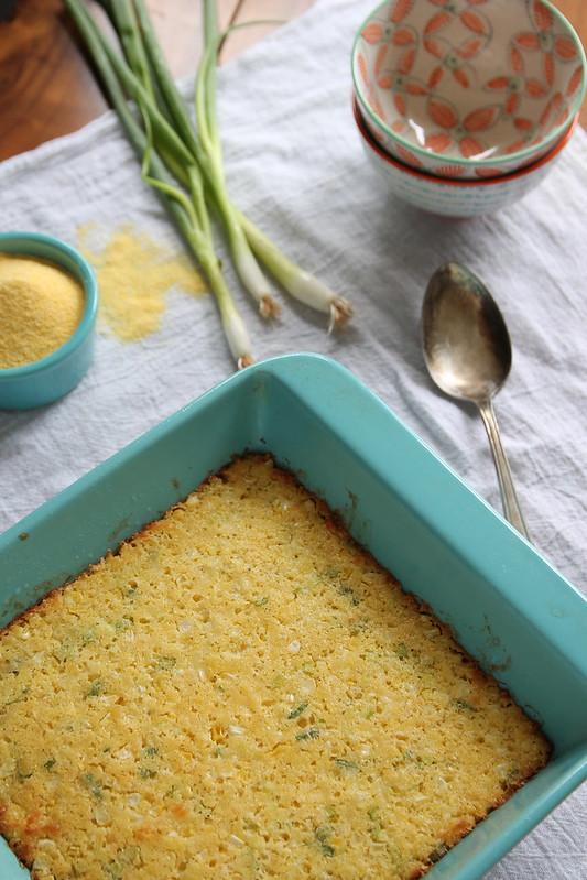 Gluten-Free Corn Casserole