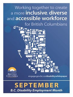 BC Disability Employment Month