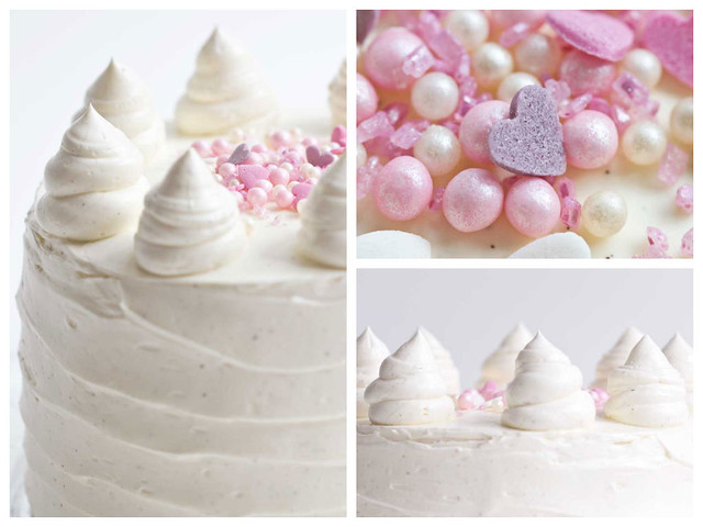 One Bowl Vanilla Cake
