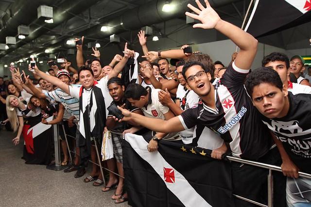Viagem: Sampaio Correa x VASCO - São Luis-MA - 22-09-14