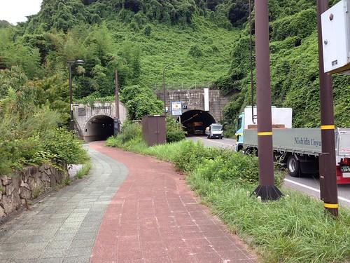 国道8号トンネル