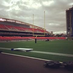 Checking out #TDPlace on our #Ottawa tour #LifeStoreys