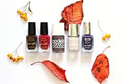 Autumn Polishes