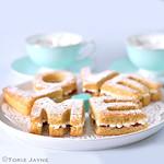 Gluten free 'Love me' cakes recipe
