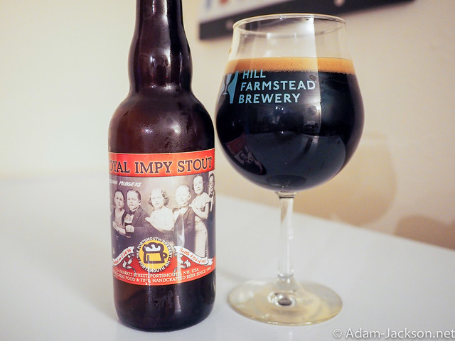 Portsmouth Royal Impy Stout 2014