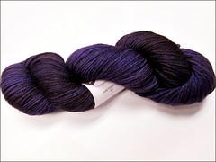 Amethyst Ink Classy yarn