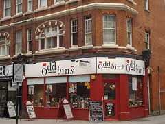 Picture of Oddbins, NW6 1XJ