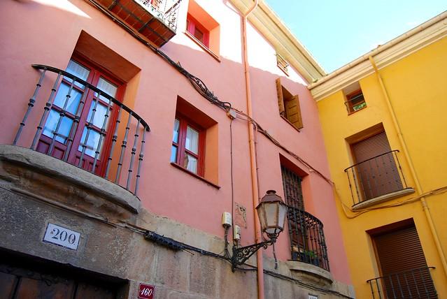 Buildings in Logroño, La Rioja