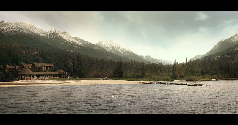 Enders Game Digital matte painting