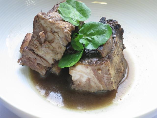 IMG_1293: Beef Short Ribs Adobo from Amy Besa at Maya Kitchen