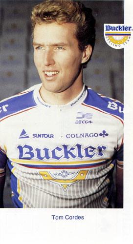 Tom Cordes 1990