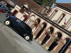 80 Jahre Citroen Traction Avant 2014 La Ferte-Vidame 664
