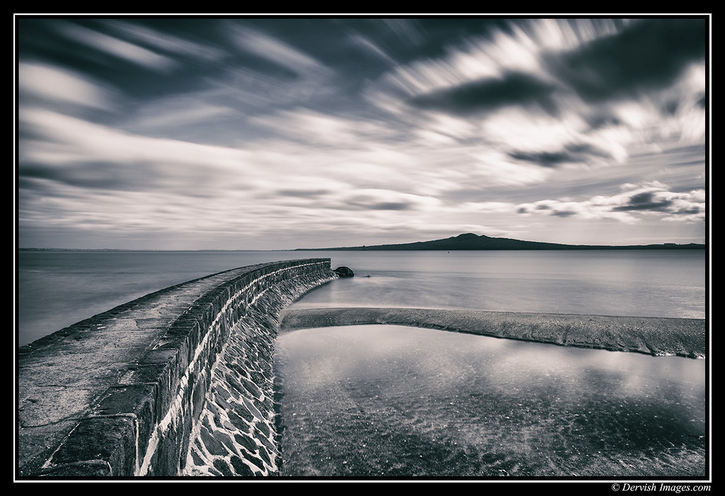 Rangitoto Long Exposure