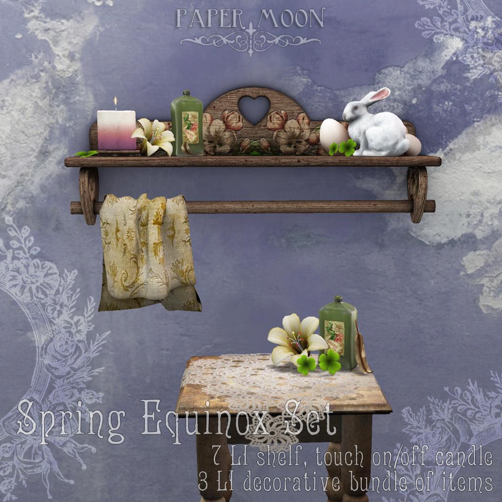 *pm* Spring Equinox Set - SecondLifeHub.com
