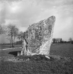 Menhir La pierre des fées, Janzé - Sylvain Brajeul © - Photo of Brie