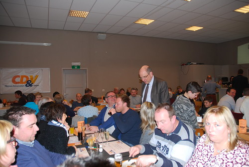 Eetfestijn CD&V Roosdaal
