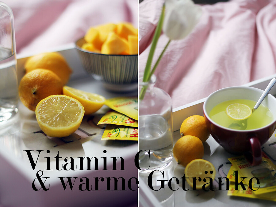 vitaminwarmegetränke