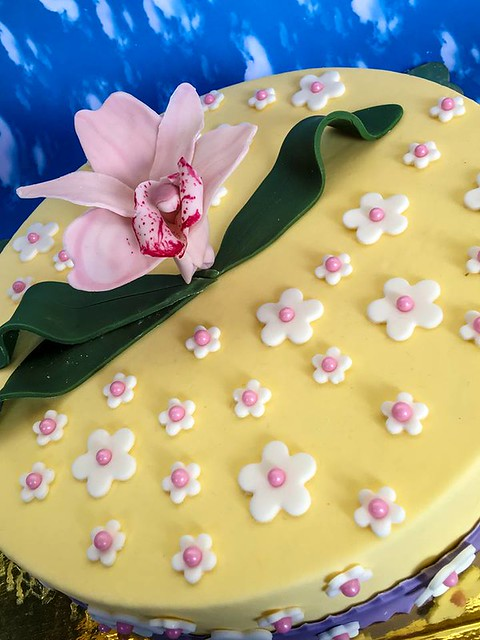 Cake by Stauroula Kaitatzi
