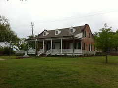 The Old Brick House, Biloxi Harrison County, Miss