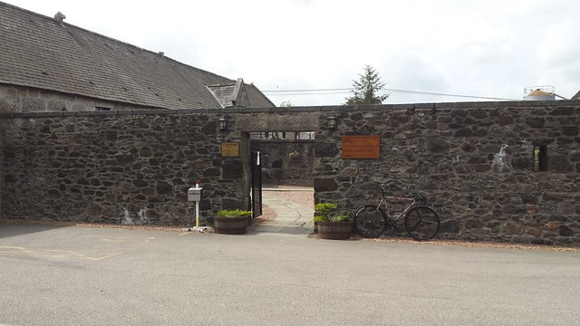 Glen Garioch visitor centre