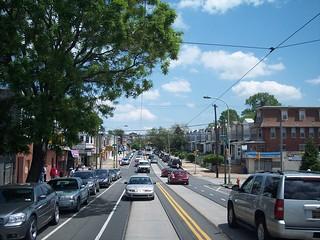 Baltimore Av - 55th St