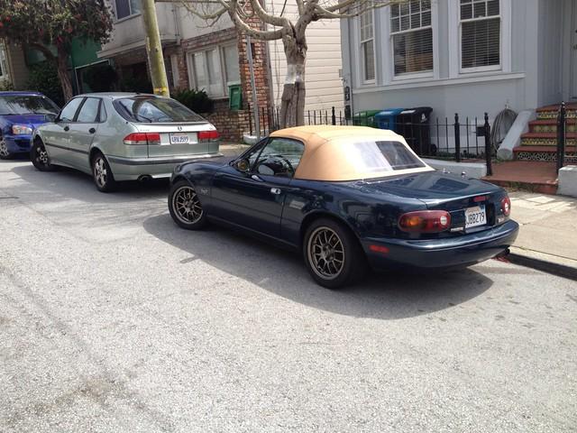 FS: (For Sale) CA: SOLD 1994 Mazda Miata M-Edition - NASIOC