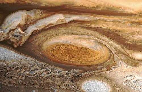 our Solar System: Jupiter Spot
