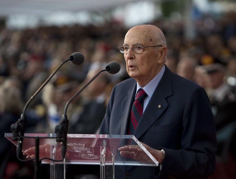 Il Presidente Napolitano firma due decreti su riforma P.A. e crescita