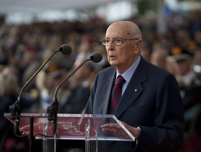 Napolitano sollecita le Camere ad eleggere giudici costituzionali e CSM