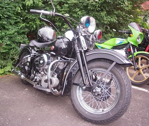 Vintage Motorcycle Club UK