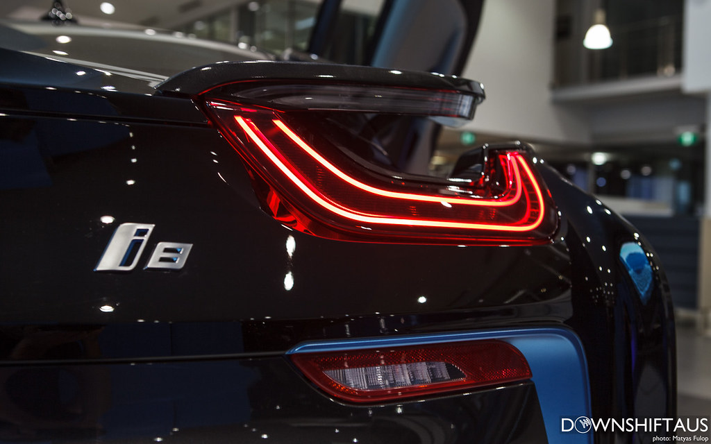 BMW i8 Preview